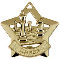 Mini Star Chess Medal</br>AM714G
